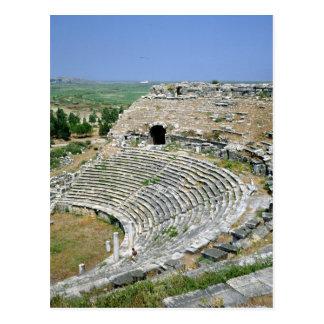 The Roman theatre, 1st-2nd centuries AD Postcard