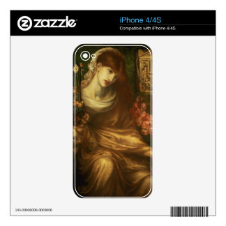 The Roman Widow, 1874 (oil on canvas) Decal For The iPhone 4