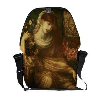 The Roman Widow, 1874 (oil on canvas) Messenger Bag