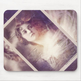 The Romance of Jane Mouse Pad