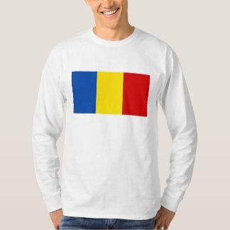 The Romanian Flag Shirt