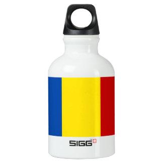 The Romanian Flag SIGG Traveler 0.3L Water Bottle