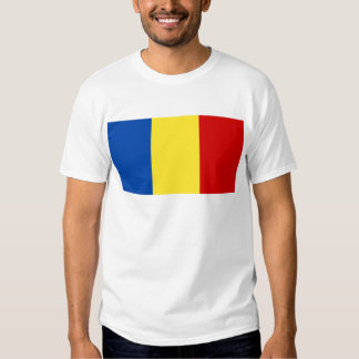 The Romanian Flag T Shirt