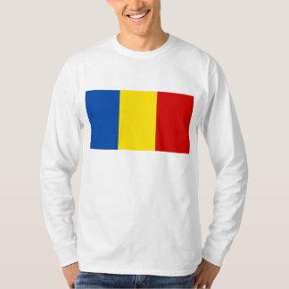 The Romanian Flag Tee Shirt