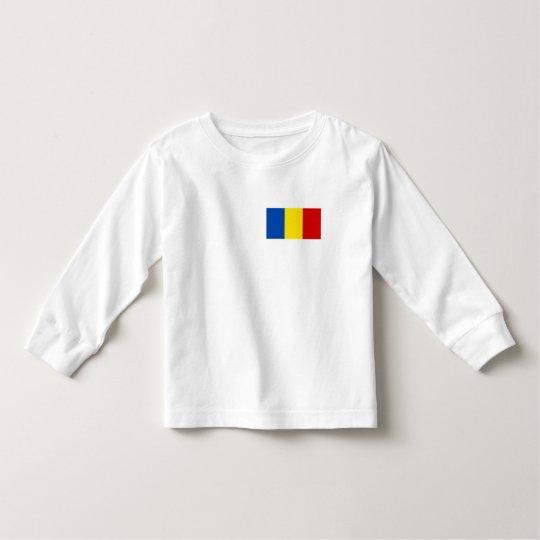 The Romanian Flag Toddler T-shirt