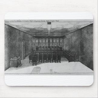 The Romer Hall at Frankfurt-am-Main Mouse Pad