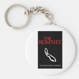 The Romney 2012 Keychain