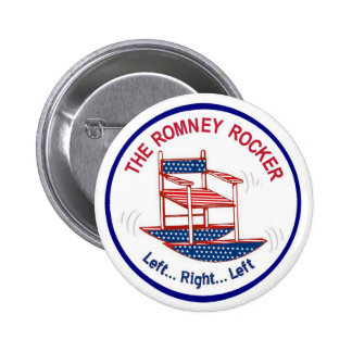 The Romney Rocking Chair 2 Inch Round Button