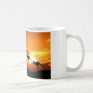 THE ROO RUNNERS. COFFEE MUG