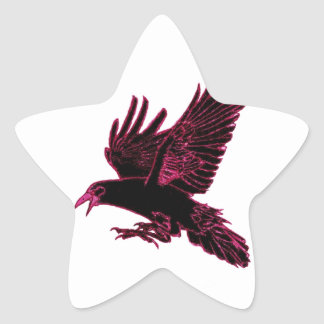 The Rook Star Sticker