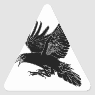 The Rook Triangle Sticker
