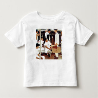 The Rookie Toddler T-shirt