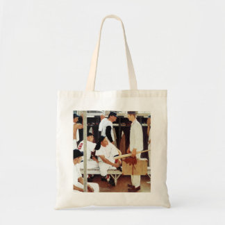 The Rookie Tote Bag