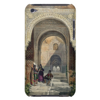 The Room of the Two Sisters in the Alhambra, Grana Barely There iPod Cover