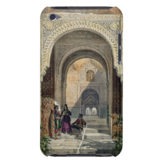The Room of the Two Sisters in the Alhambra, Grana iPod Case-Mate Case