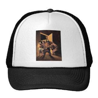 The Roosevelt Bears as The Teddy Bear Detectives Trucker Hat
