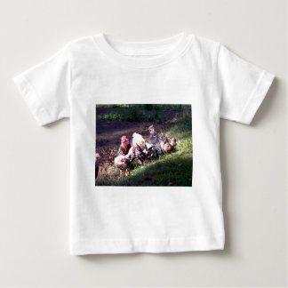The Rooster Gang Baby T-Shirt