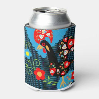 The Rooster of Portugal Can Cooler