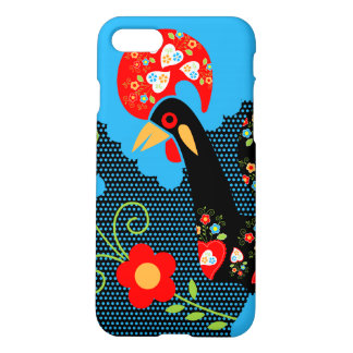 The Rooster of Portugal iPhone 7 Case
