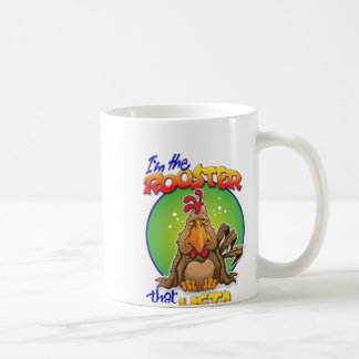 The Rooster that Usta Coffee Mug