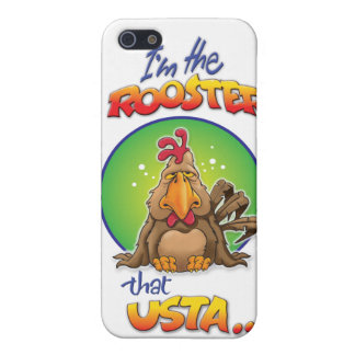 The Rooster that Usta Cover For iPhone SE/5/5s