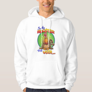 The Rooster that Usta Hoodie