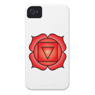The Root Chakra iPhone 4 Covers