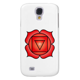 The Root Chakra Samsung Galaxy S4 Covers