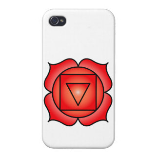 The Root Chakra iPhone 4/4S Cases