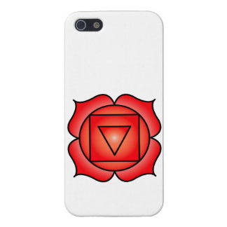 The Root Chakra Covers For iPhone 5