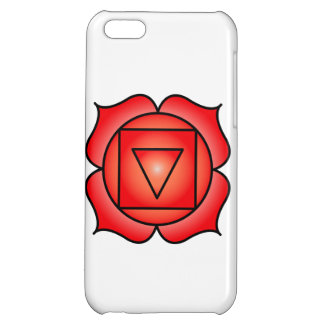 The Root Chakra iPhone 5C Cases