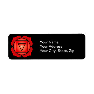 The Root Chakra Label
