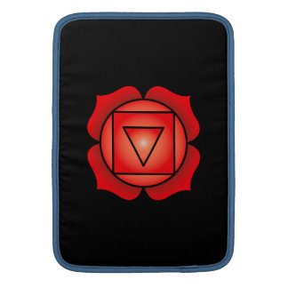 The Root Chakra Sleeve For MacBook Air
