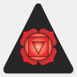 The Root Chakra Sticker