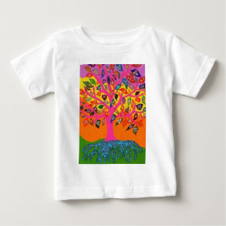 The Root Of Knowledge - Tree Of Life Baby T-Shirt