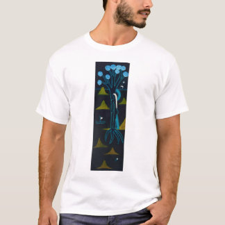The Roots of the Tree Are Playing With the Ocean T-Shirt