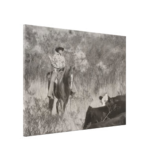The Roper Canvas Print