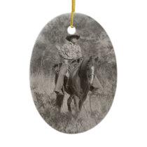 The Roper Ceramic Ornament