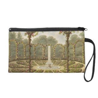 The Rosary at Ashridge, pub. by J. Taylor, 1816 (l Wristlet