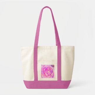 the-rose canvas bag