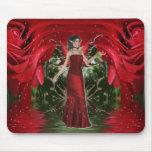 The Rose Fairy Mousepad