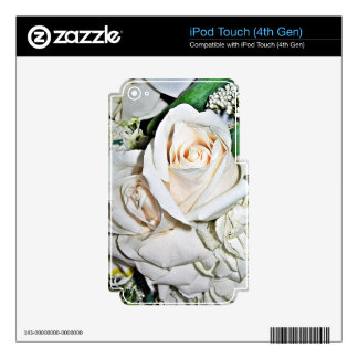 The Rose,Forever Yours_ Skins For iPod Touch 4G