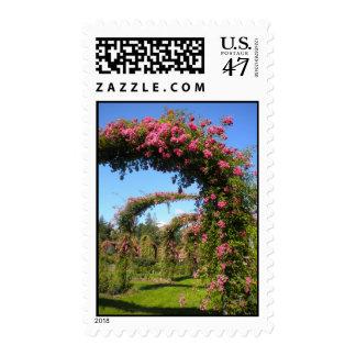 The Rose Garden postage