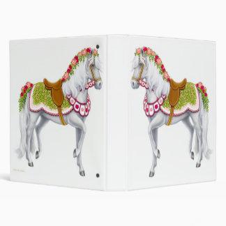 The Rose Horse Avery Binder