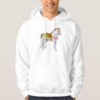 The Rose Horse Hooded Sweatshirt