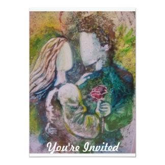 """The Rose"" Invitation"