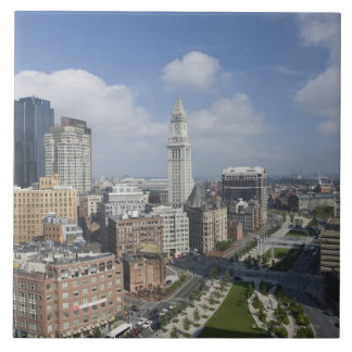 The Rose Kennedy Greenway of Boston, M Ceramic Tile