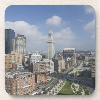 The Rose Kennedy Greenway of Boston, M Drink Coaster