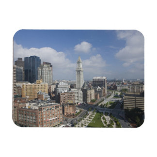 The Rose Kennedy Greenway of Boston, M Magnet