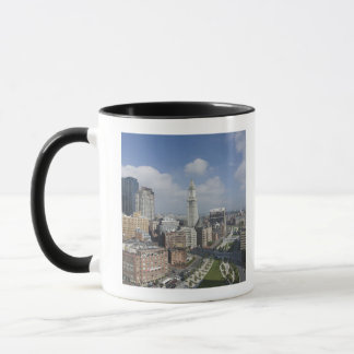 The Rose Kennedy Greenway of Boston, M Mug